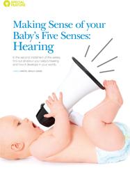 Baby's Five Senses: Hearing - Next in Series