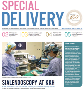 KKH's Special Delivery