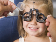 Paediatric vision screening